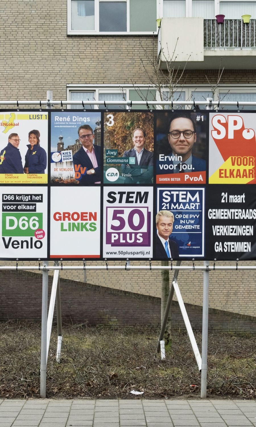 Groenlinks Poster 1 Mob